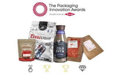 Packaging Innovation Awards (PRNewsfoto/Amcor plc)