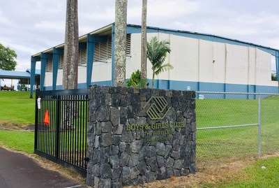 The Boys & Girls Club of the Big Island in Hilo, Hawaii