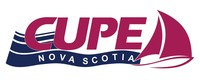 Logo: CUPE Nova Scotia (CNW Group/Canadian Union of Public Employees (CUPE))