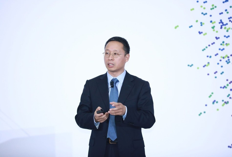 Richard Jin, President of Huawei's Transmission & Access Product Line