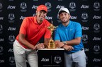 Aon expands global golf platform, launching Worldwide Partnership with The Ryder Cup