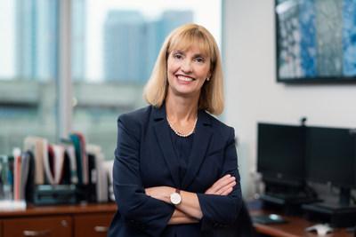 Laura Jo Gunter, President Bow Valley College (CNW Group/TerraHub Technologies Inc.)