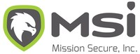 Mission Secure - the industry's only end-to-end cybersecurity solution for industrial control systems