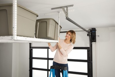 The Chamberlain Next-Gen Residential Wall Mount Garage Opener Redefines The Garage Space