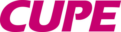 Logo: Canadian Union of Public Eployees (CUPE) (CNW Group/Canadian Union of Public Employees (CUPE))