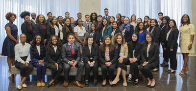 University of Houston Law Center Pre-Law Pipeline Program Class of 2019.