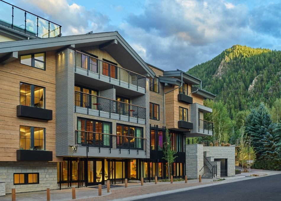 W Aspen & The Sky Residences at W Aspen | 550 S Spring St, Aspen, CO