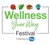 Kroger's Wellness Your Way Festival Returns to Cincinnati with Celebrity-Charged Lineup October 11-13