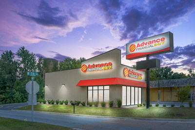 SAB Capital releases $16M net lease portfolio of 12 locations of Advance Financial to market