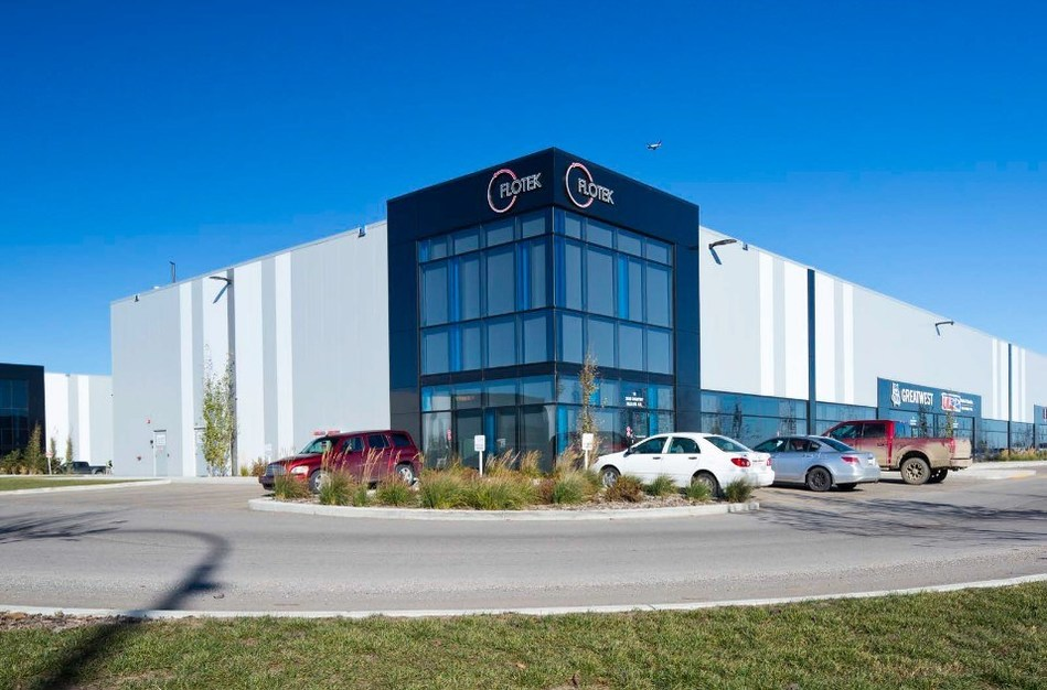 StoneGate Industrial Park, Calgary, Alberta (CNW Group/Crestpoint Real Estate Investments Ltd.)
