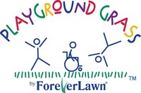 Playground Grass by ForeverLawn offers innovative playground surfacing solutions with patented antistatic technology.