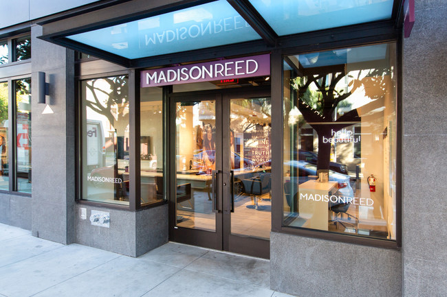 Madison Reed Color Bar's flagship store is in the Hayes Valley neighborhood of San Francisco. To learn more about owning a Madison Reed Color Bar franchise, visit madison-reed.franworth.com.
