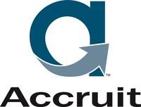 Accruit Logo (PRNewsfoto/Accruit)