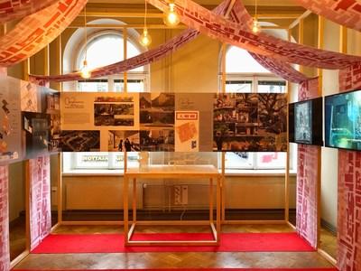 """Beijing: A Cultural Capital of Harmony and Habitation"" Exhibition (PRNewsfoto/Beijing Design Week)"