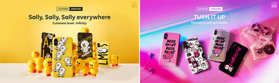 LINE FRIENDS globally launches online fashion customization platform, 'LINE FRIENDS CREATOR'
