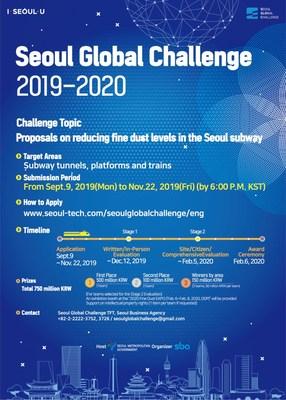 Seoul Global Challenge 2019-2020