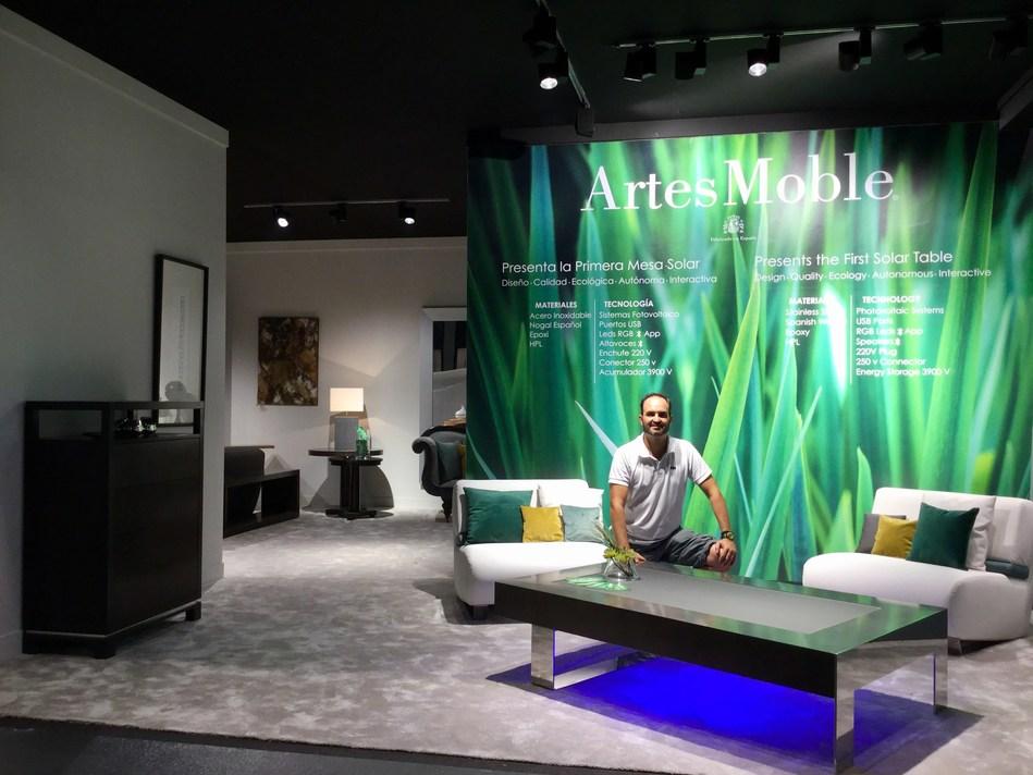 Luis Beña Hitos, CEO and founder of ArtesMoble