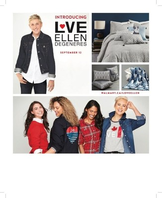 Adding exclusive collections to their fall line-up, Walmart Canada delivers on new,  stylish offerings for any budget. (CNW Group/Walmart Canada)