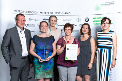 Zellkraftwerk GmbH wins multiple awards for innovative ChipCytometry platform