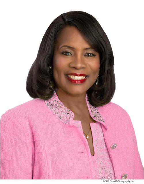 Dr. Glenda Baskin Glover, International President of Alpha Kappa Alpha Sorority, Inc.®