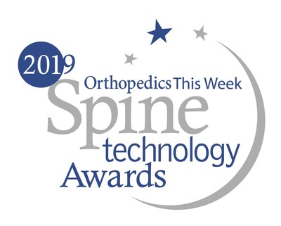 VADER®one: Winner of the 2019 Spine Technology Awards