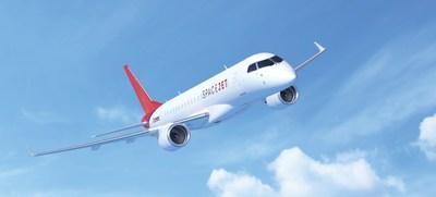 SpaceJet- Mitsubishi Aircraft Corporation (Groupe CNW/Mitsubishi Aircraft Corporation)