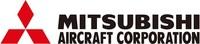 Logo : Mitsubishi Aircraft Corporation (Groupe CNW/Mitsubishi Aircraft Corporation)