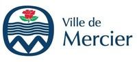 Logo : Ville de Mercier (Groupe CNW/Ville de Mercier)