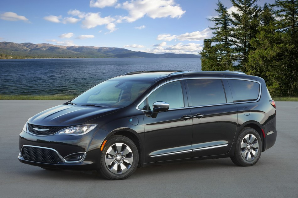 The Chrysler Pacifica Hybrid Limited continues to electrify the automotive industry. Autotrader says the Pacifica plug-in hybrid electric vehicle (PHEV) — the first and only electrified minivan — is one of the 12 Best Electric Vehicles for 2019.