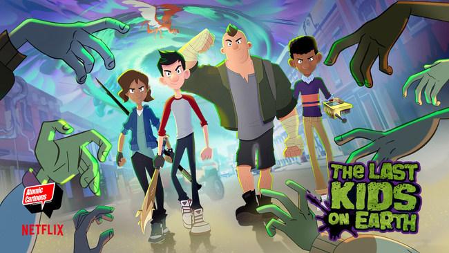 Last Kids on Earth (CNW Group/Thunderbird Entertainment Group Inc.)