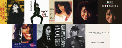 A&M/UMe and Janet Jackson are proud to announce the release of Rhythm Nation 1814: The Remixes, which will be made available across digital platforms for the first time on September 20. The digital-only reissues of these nine historic remix mini-albums honor the 30th anniversary of one of Ms. Jackson's most successful albums, Rhythm Nation 1814. Released on September 19, 1989, Rhythm Nation 1814 went 12x platinum worldwide and spawned seven Top 5 hits on the Billboard Hot 100 singles chart.