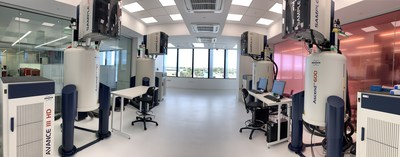 Avance IVDr systems for NMR- based phenomics at Murdoch University