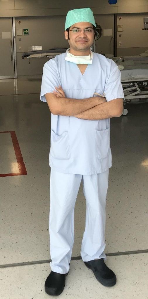 A Novel Technique for Treating Infantile Umbilical Hernia named after Dr. Ganesh Kumar K Ammannaya