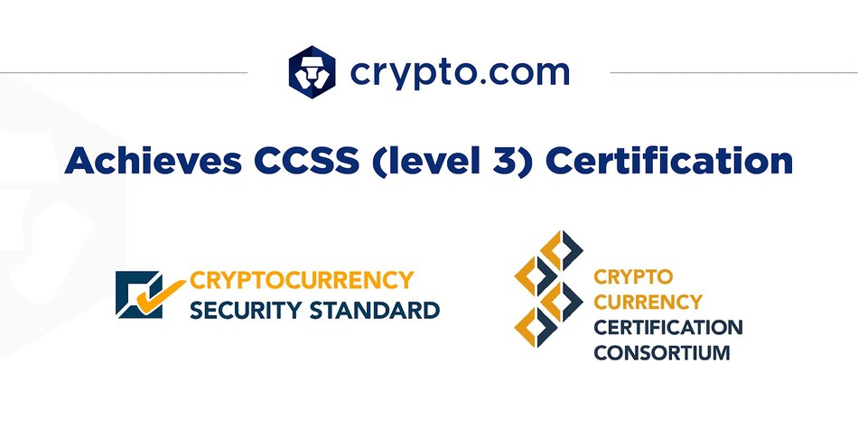 Highest tier obtained proves ongoing commitment to security in the cryptocurrency space