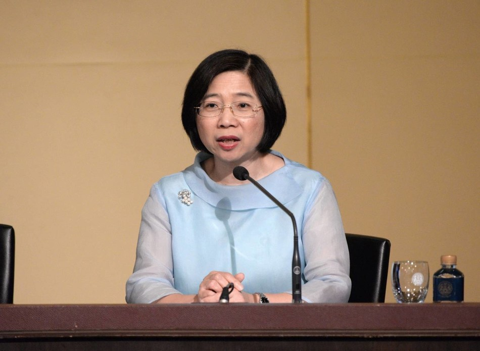 Ms. Duangjai Asawachintachit, Secretary General of Board of Investment (BOI) (PRNewsfoto/Thailand Board of Investment (B)