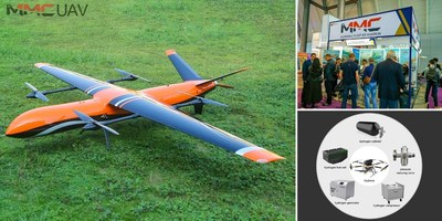 15-Hour Flight Time – MMC UAV Launches New Record-Breaking Hydrone