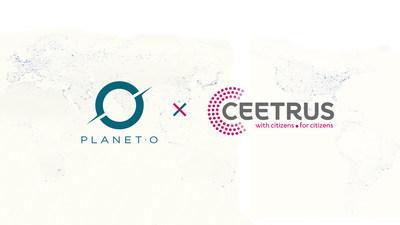 Planet O réalise 3,2 millions USD dans le cadre d'une ronde de financement initial soutenu par Ceetrus