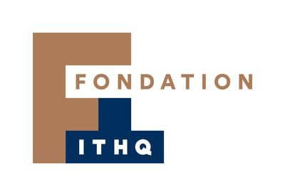 Logo : La Fondation de l'Institut de tourisme et d'hôtellerie du Québec (ITHQ) (Groupe CNW/Fondation de l'ITHQ)