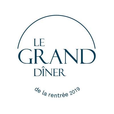 Logo : Le Grand Dîner de la rentrée 2019 (Groupe CNW/Fondation de l'ITHQ)