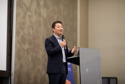 Alex Zhang, President of Cloud Services, Consumer Business Group