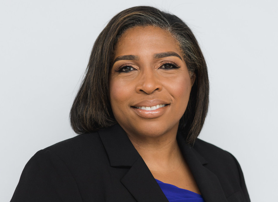 Vanessa Davis as US Administration Outsourcing Leader