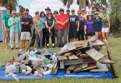 Marine Debris Collection Event