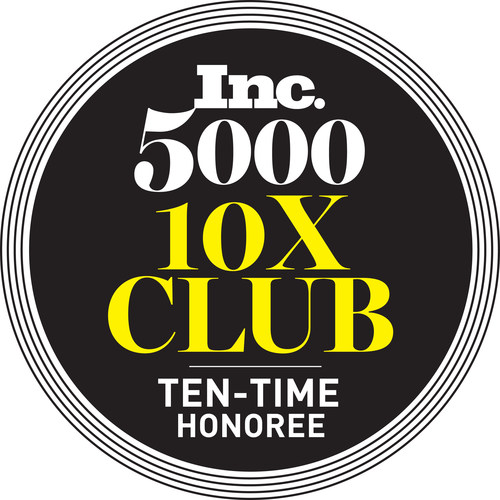 As a ten-time honoree on the Inc. 5000 list, American Specialty Health  joins the mere third of a percent of applicants who have made the list 10 times.