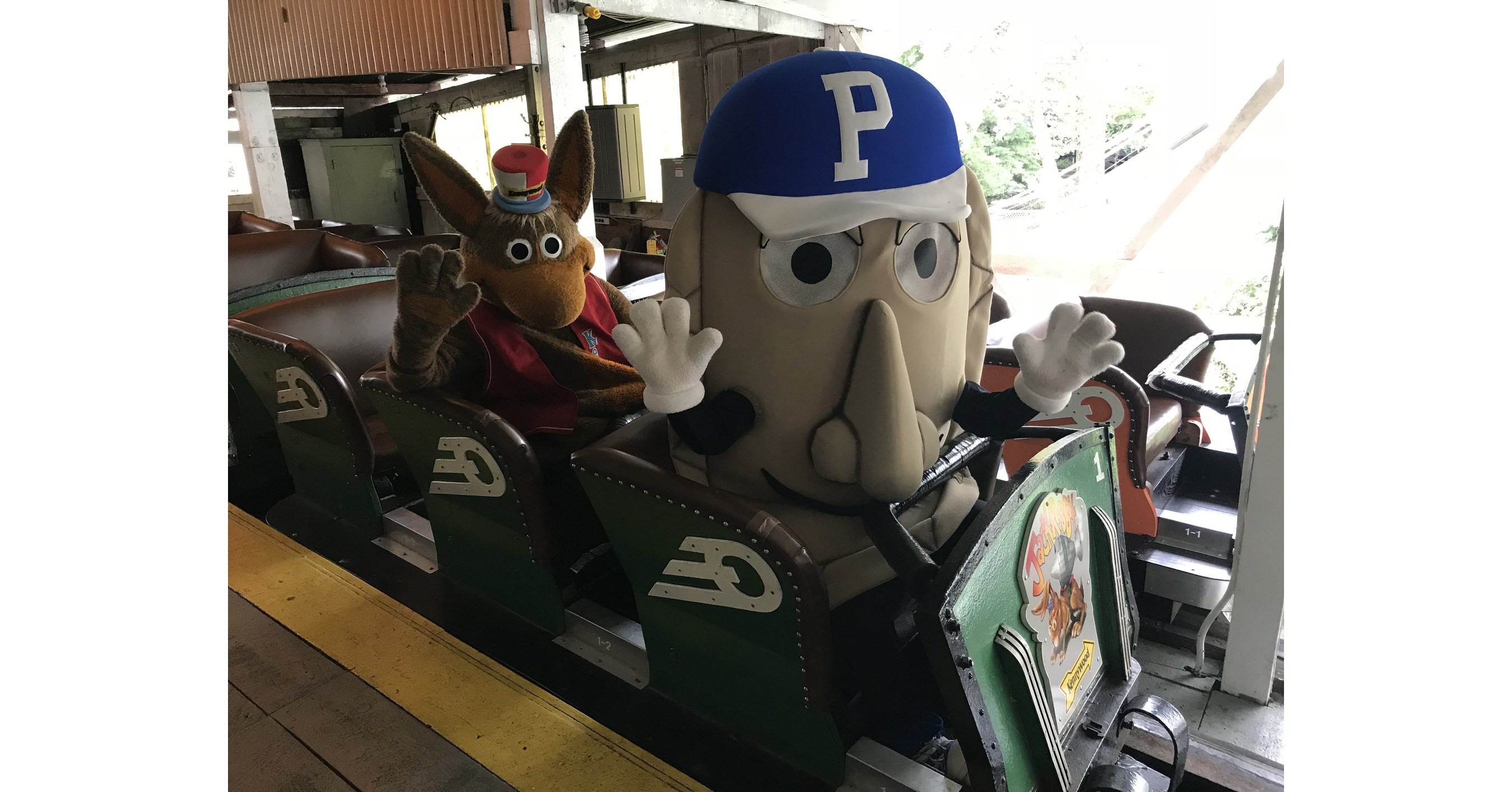 The Pittsburgh Pierogi Festival: The Celebration Of Pittsburgh's Favorite Food Returns To Kennywood Park This Sunday, September 22