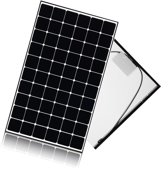Recessed into the frame of the solar module, the integrated micro-inverter, designed by LG Electronics, allows for the NeON R ACe to be an ideal solution for both installers and homeowners, saving time, space and money, compared with conventional DC solar modules that require a separate inverter.