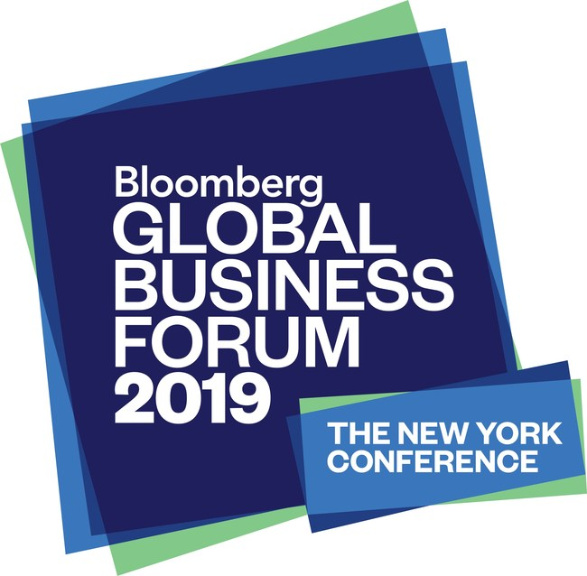 Bloomberg Global Business Forum 2019: The New York Conference