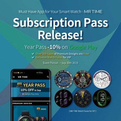 MR TIME Subscription Pass image