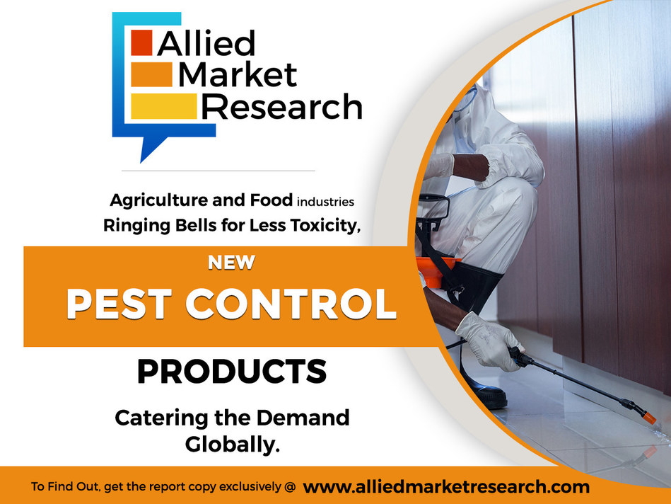 Urbanization & new product launches to bring new vigor in pest control market