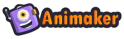 New Animaker logo.