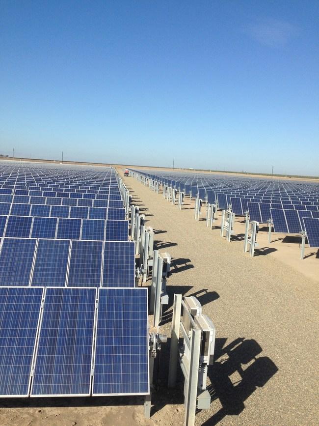 (PRNewsfoto/Coldwell Solar)